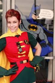 Female Robin Halloween Costume Secret Wishes Ladies Female Robin Batman Sidekick Fancy Dress