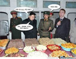 a diet that really works just ask any north korean snouts in