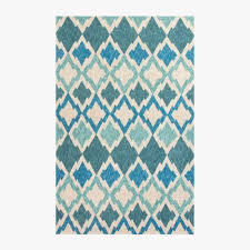 Moroccan Tile by Moroccan Tile Turquoise Indoor Outdoor Rug Dear Keaton