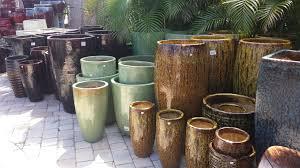 planters astounding large pottery planters large pottery
