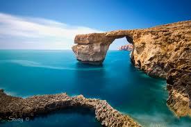 Azure Window Mother Nature Azure Window Gozo Island Malta
