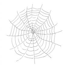 spider web coloring pages pixelpictart com