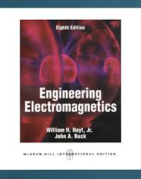 engineering electromagnetics 8th edition william h hayt docsity
