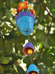 how to make wind chimes out of terra cotta pots how tos diy