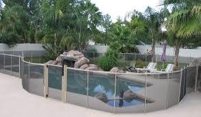 pool safety fence pool barrier pool fence manufacturer