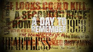 a day to remember song wall by syl4r32 on deviantart