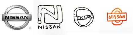 nissan black logo is your logo branded in memory 10 logos 3 designers and half an