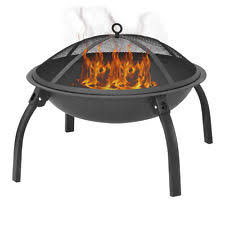 Fire Pit Ring With Grill by Fire Pit Grate Ebay