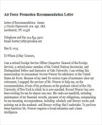 letter of recommendation format 7 sle promotion recommendation letter free sle exle