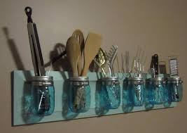 Mason Jar Bathroom Organizer Mason Jar Organizer Target Home Design Ideas