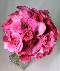pink bouquet show me your bouquets wedding bouquet cairnwood hot pink