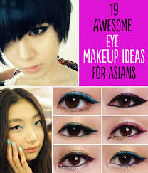 liquid eyeliner tutorial asian 19 awesome eye makeup ideas for asians