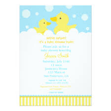 duck baby shower invitations rubber ducky baby shower invitations orionjurinform