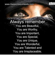 You Are Beautiful Meme - 25 best memes about you are special you are special memes