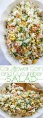 thanksgiving side salads best 25 cold side dishes ideas on pinterest cranberry salad