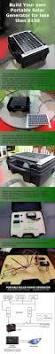 Diy Portable Camp Kitchen by 25 Unique Generators Ideas On Pinterest Solar Generator Diy