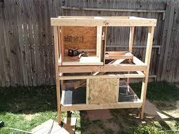 Build Your Own Rabbit Hutch Plans 432 Best Rabbits Images On Pinterest Rabbit Cages Rabbit