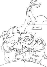 up coloring pages pixar up coloring pages 02 coloring pinterest