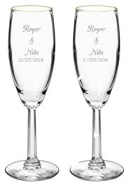 wedding gift engraving ideas wedding flute engraving ideas