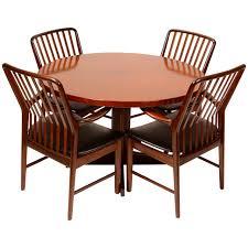 mid century modern dining room table mid century modern skovmand and andersen for moreddi rosewood