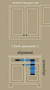 where to place knobs on kitchen cabinets where to place knobs on kitchen cabinet doors inspirational how to
