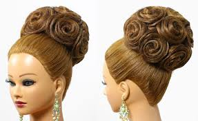 updo hairstyles with extensions messy bun with clip in