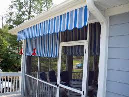 Residential Awning Solar Screens Va Solar Screens Nc Custom Awnings Lake Gaston
