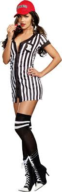 referee costume my my referee costume party city