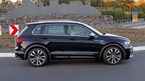 volkswagen jeep tiguan vw r badges on the way for tiguan touareg and arteon
