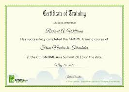 training certificate template training certificate template