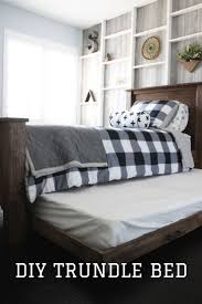 Twin Pine Bed And Breakfast by Best 25 Trundle Beds Ideas On Pinterest Girls Trundle Bed