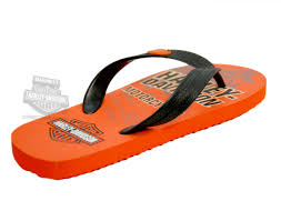 sg23 5114 harley davidson boys youth motorcycle flip flops