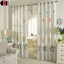 Balloon Curtains For Bedroom White Balloon Curtains Blackout Curtains Cloth Sheer Tulle