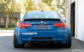 Bmw M3 Blue - european auto source bmw mercedes benz performance parts