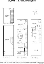 shaughnessy floor plan 28 170 beach road sandringham marshall white