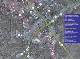 511 Org Traffic Map Traffic Management Plan For Suntrust Park