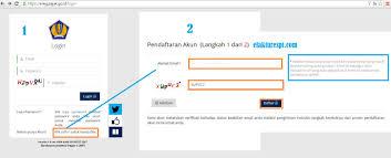 petunjuk membuat npwp online cara lengkap daftar npwp online terbaru efaktur dan espt