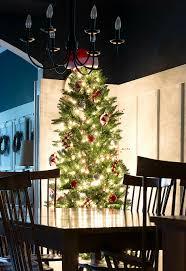 u0026 white christmas tree decor