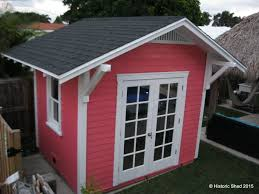 outdoor home offices art studios in spring hill fl historic shed