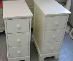 how high should a bedside table be narrow bedside tables with drawers laphotos co