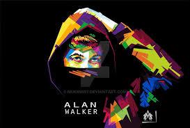Alan Walker Alan Walker Wpap By Mukmin97 On Deviantart