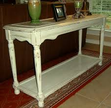 Sofa End Table by Natural Distressed Wood Sofa Table U2014 Bitdigest Design Decoration