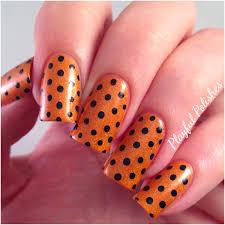 playful polishes halloween nails