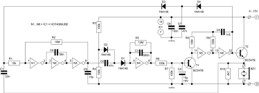 electronic finder finder circuit diagrams schematics electronic projects
