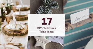 make christmas table runner 17 diy christmas table setting ideas hobbycraft blog