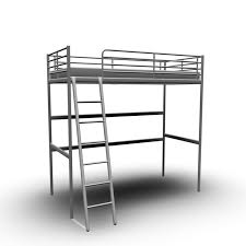 Ikea White Bunk Bed Bedroom Comely Furniture For Kid Bedroom Decoration Using