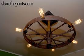 share the pants our steampunk chandelier