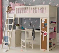 Perfect Bedding Modern Bunk Beds For Kids With Desks Underneath - Gautier bunk beds