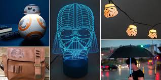 15 best star wars gifts for christmas 2017 quirky star wars gift