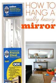 wall mirror diy bathroom mirror frame white styrofoam molding